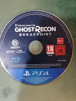 Used Ps4 game used ghost Recon break point in Dubai, UAE