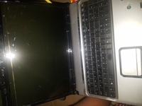 Used Hp dv6000, with charger and keyboard in Dubai, UAE