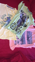 Bundle offer 3pc t shirts 11-12 years