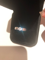 Used 925 silver ring new in Dubai, UAE