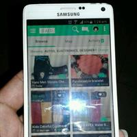 Used Samsung  Galaxy Note 4 in Dubai, UAE
