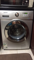 Used Samsung Washing Machine (eco bubble)  in Dubai, UAE
