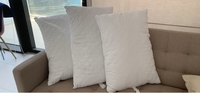 Used 3 Madame Coco ultrasonic quilted pillows in Dubai, UAE