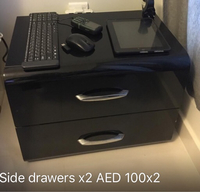 Used Side table with drawer in Dubai, UAE