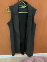 Used Mango grey cardigan in Dubai, UAE