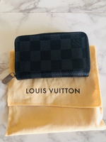 Used Authentic LV Graphite Card Holder in Dubai, UAE