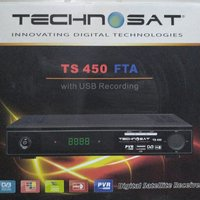 Used Technosat Satellite Receiver - new in Dubai, UAE