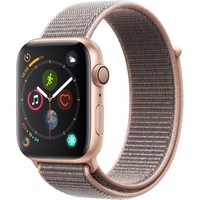 Used Apple Watch Series 4-44mm Gold Aluminum in Dubai, UAE