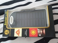 Used New solar power bank in box in Dubai, UAE
