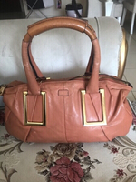 Used AUTHENTIC VINTAGE CHLOE REAL LEATHER BAG in Dubai, UAE