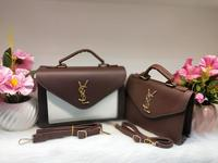 Used Sling bag 2 in 1(YSL design) in Dubai, UAE