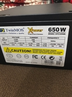 Used Power supply 650w in Dubai, UAE