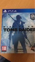 Used RISE OF TOMB RAIDER PS4 in Dubai, UAE