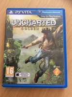 Used Uncharted Golden Abyss - PS Vita As New in Dubai, UAE