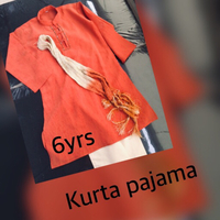 Used 9yrs crepe kurta payjama in Dubai, UAE