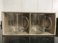 Used Brand new Couple Mugs  in Dubai, UAE