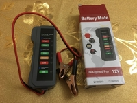 Used Car Battery Mate tester for 12V in Dubai, UAE