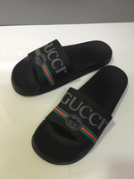 Used Gucci slippers size 38, new in Dubai, UAE