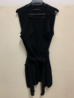 Used Zara basic vest with belt in Dubai, UAE