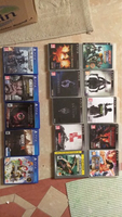Used Playstation 3, Playstation 4 games  in Dubai, UAE