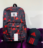 Used Adidas cap & backpack bag in Dubai, UAE
