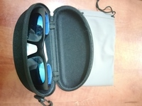 Used Snap Glasses Blue 140mm in Dubai, UAE