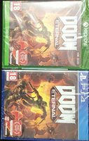 Used Doom Eternal PS4 and Xbox in Dubai, UAE