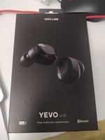 Used YEVO AIR WIRELESS EARBUDS, BEST QUALITY in Dubai, UAE