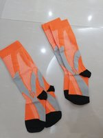 Used COMPRESSION SOCKS ORANGE 2PAIRS in Dubai, UAE