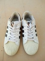 Used Adidas superstar (size 39) in Dubai, UAE