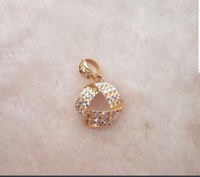 22 Karat Gold Pendant from Pure Gold.