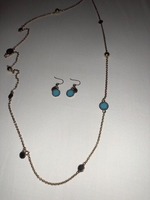 Used Marc jacob necklace and earrings  in Dubai, UAE