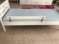 Used IKEA Child Bed 165x75 + mattress VG in Dubai, UAE