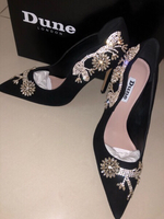 Used New Authentic DUNE heels size 36  in Dubai, UAE