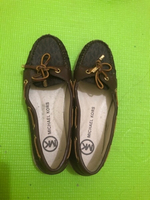 Used MICHAEL KORS ME13J LOAFER SHOES in Dubai, UAE