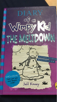 Used Dairy of a wimpy kid the melt down in Dubai, UAE