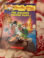 Used The golden statue plot Geronimo Stilton  in Dubai, UAE