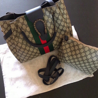 Used Gucci set first class copy handbag   in Dubai, UAE