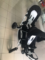 Used Twin stroller ABC Zoom Design  in Dubai, UAE