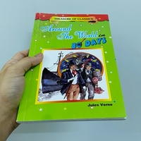 Used Around the World book New with Gift in Dubai, UAE