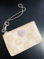 Used Original COACH card holder in Dubai, UAE