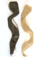Used Elegant Ponytail (Black +Blonde) in Dubai, UAE