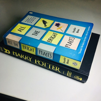 Used Harry Potter and All the Bright Places  in Dubai, UAE