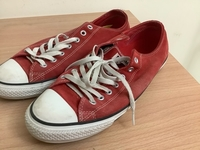 Used UK 11 Converse All Star Low Cut in Dubai, UAE