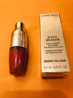 Used Lancôme juicy shaker lip oil, nice color in Dubai, UAE