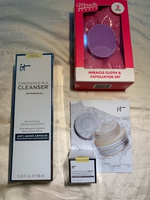 Used New it cosmetics cleanser & cleansingkit in Dubai, UAE