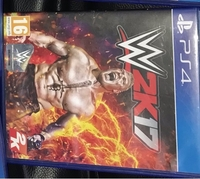 Used Wwe 2017 ps4 in Dubai, UAE