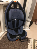Used Chico car seat gently used for short Tim in Dubai, UAE