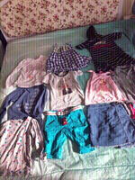 Used Branded Clothes for girls 7/8 AED 4 each in Dubai, UAE