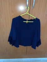 Used Forever21 navy blue top in Dubai, UAE